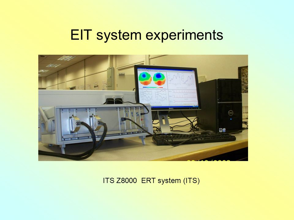 EIT system experiments