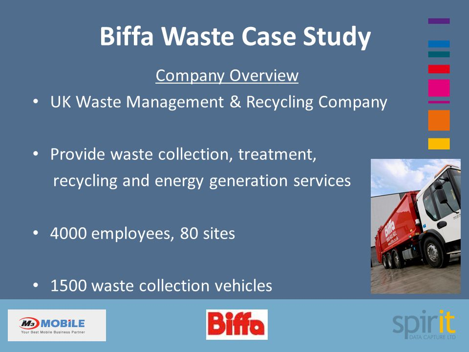 Biffa Waste Case Study Company Overview