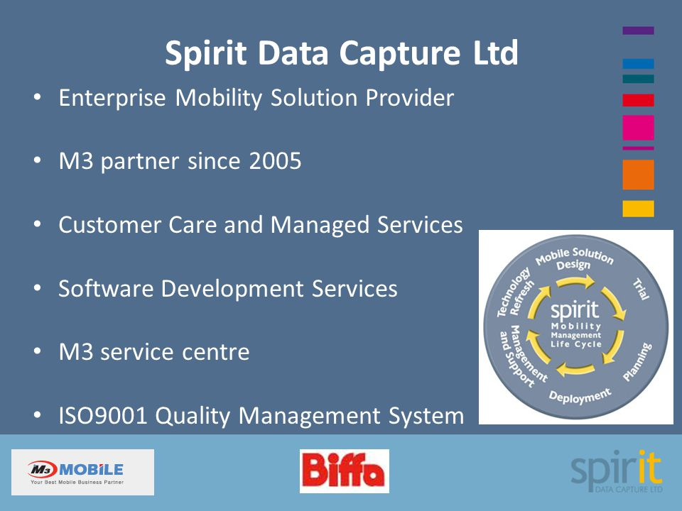 Spirit Data Capture Ltd