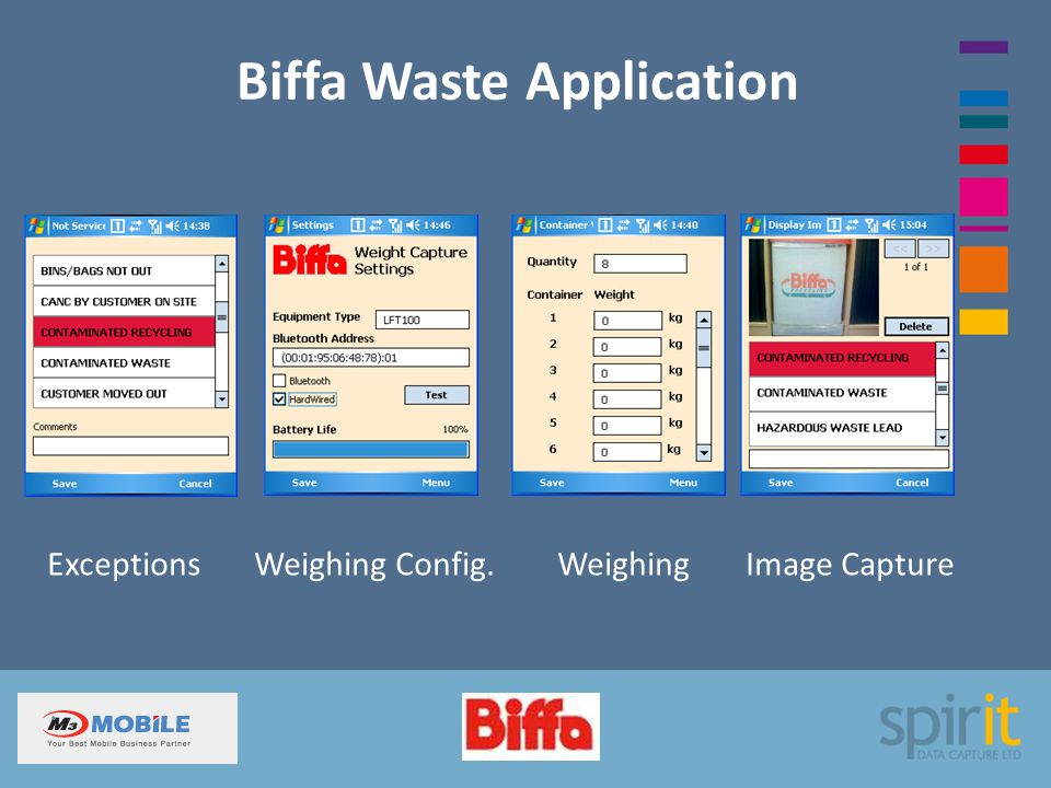 Biffa Waste Application