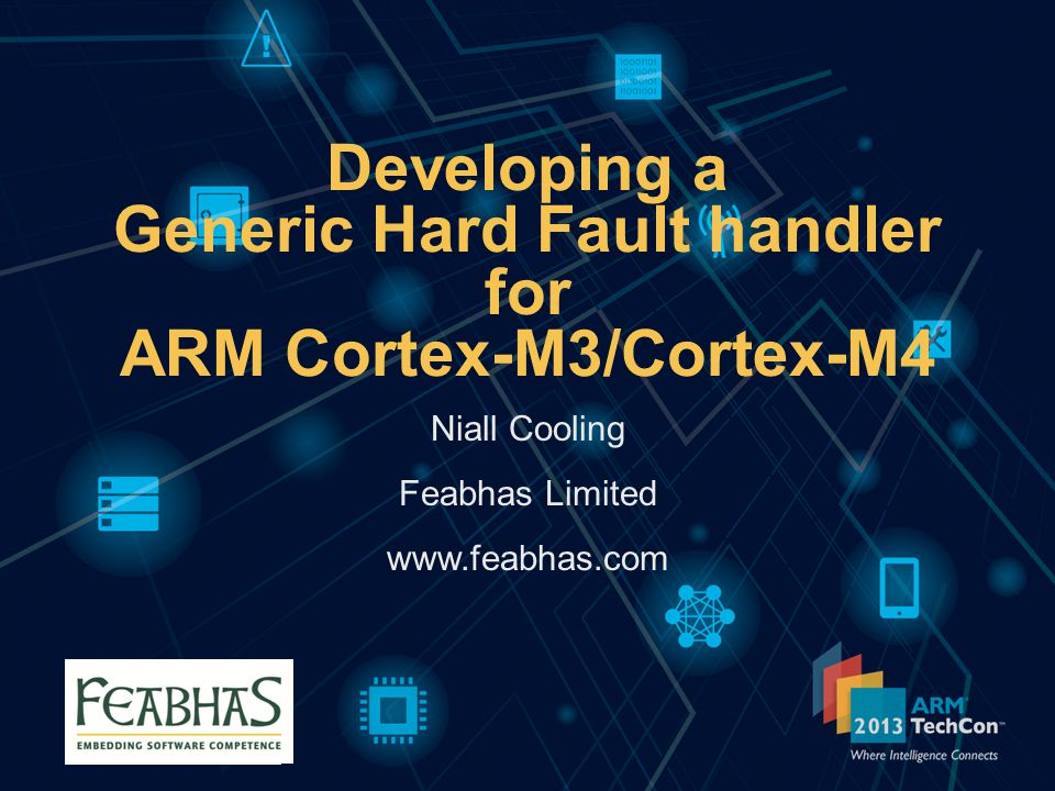 Developing a Generic Hard Fault handler for ARM Cortex-M3/Cortex-M4