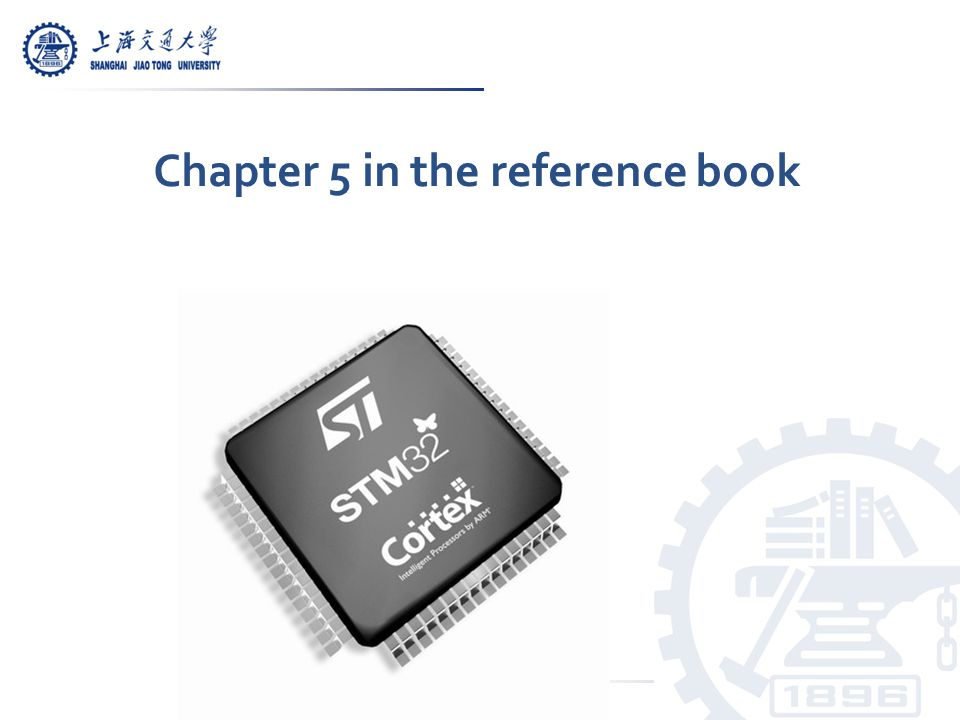 Chapter 5 in the reference book