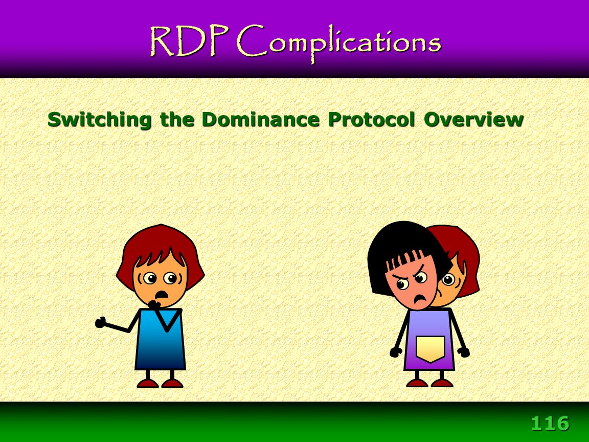 Switching the Dominance Protocol Overview