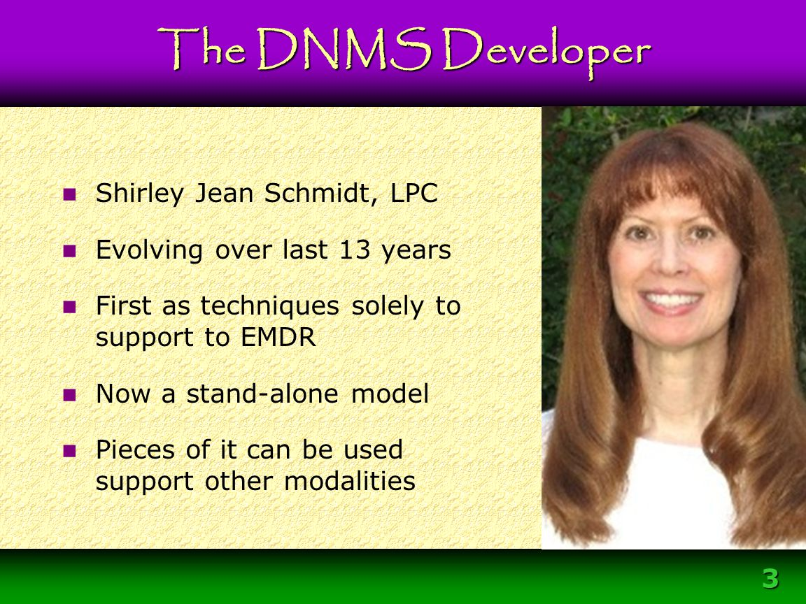 Module 3 – DNMS Resource Development Protocol 3
