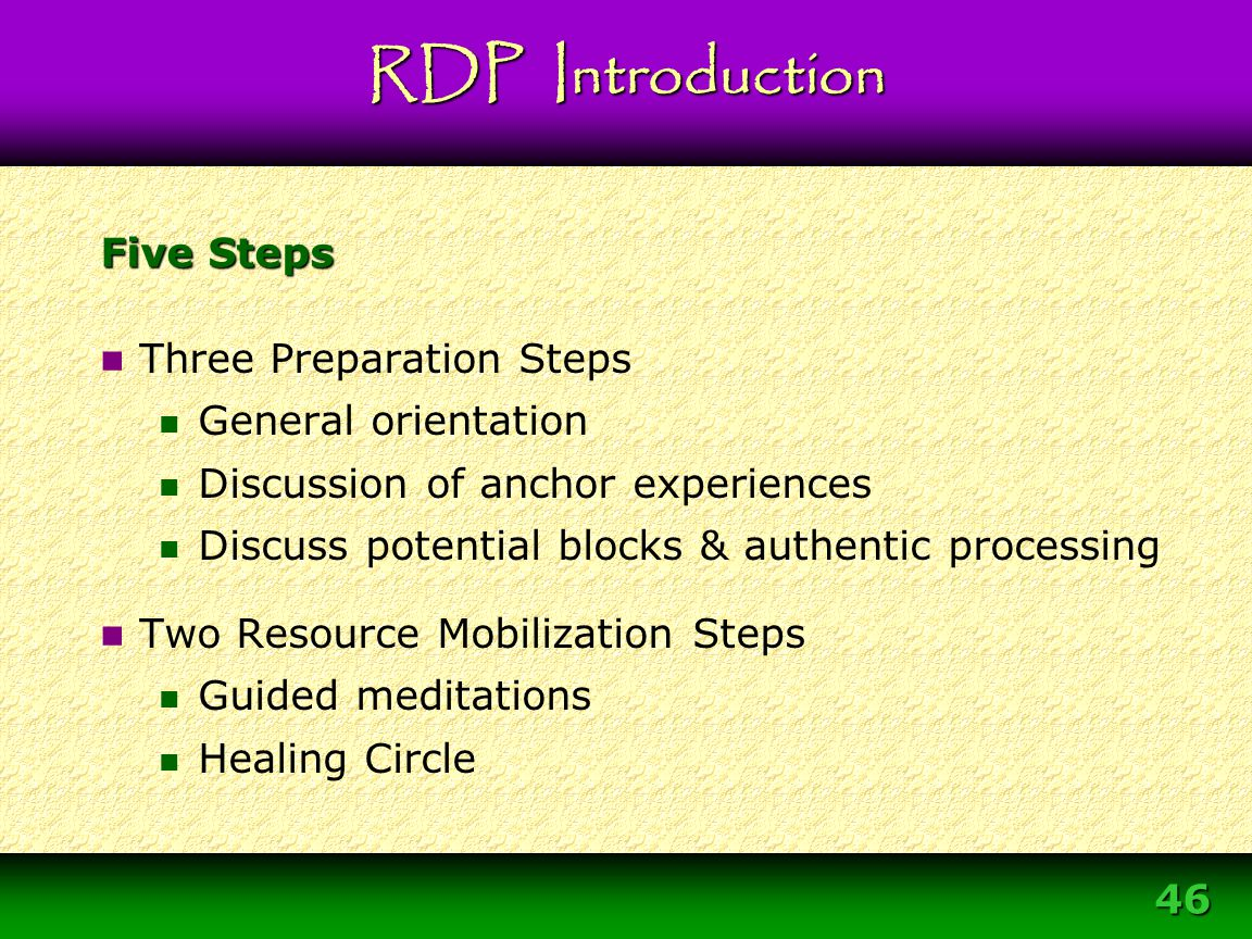 Module 3 – DNMS Resource Development Protocol 46