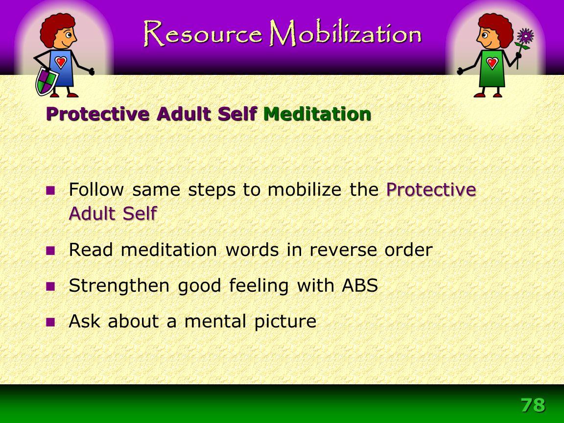 Module 3 – DNMS Resource Development Protocol 78