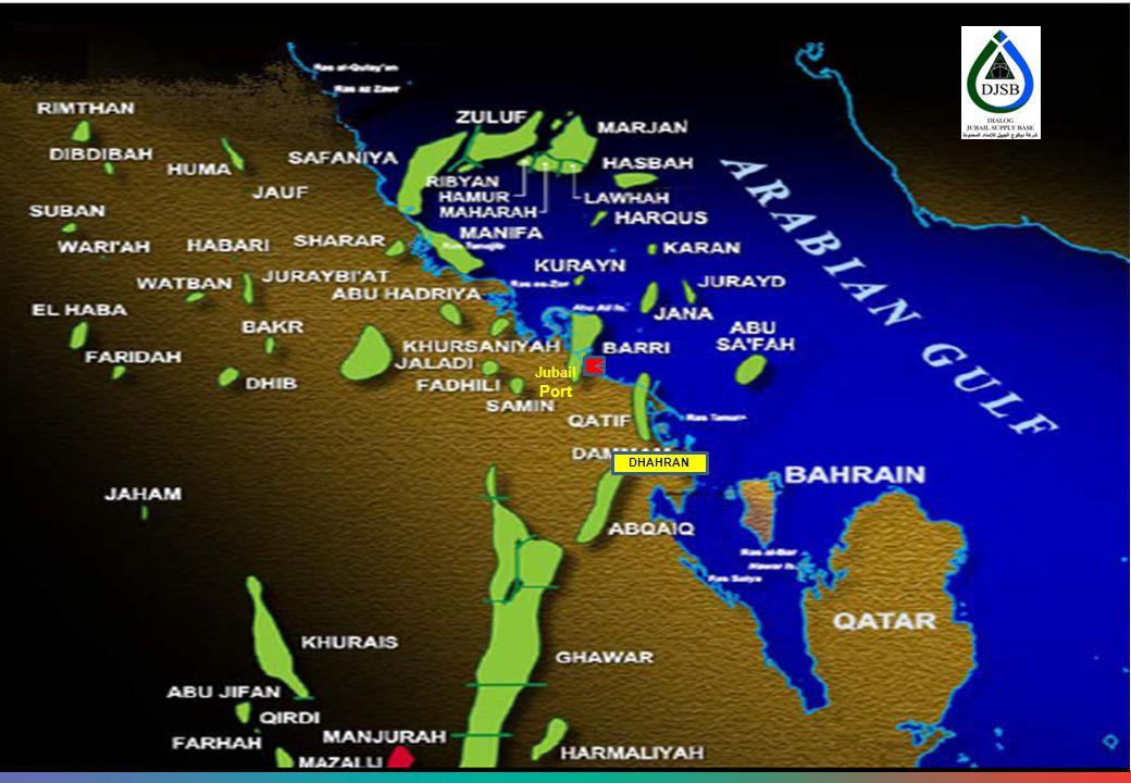 Jubail Port DHAHRAN