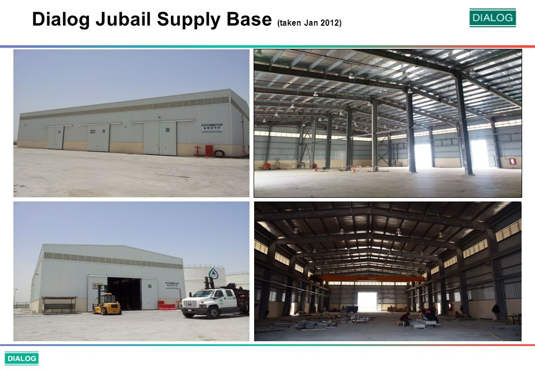 Dialog Jubail Supply Base (taken Jan 2012)