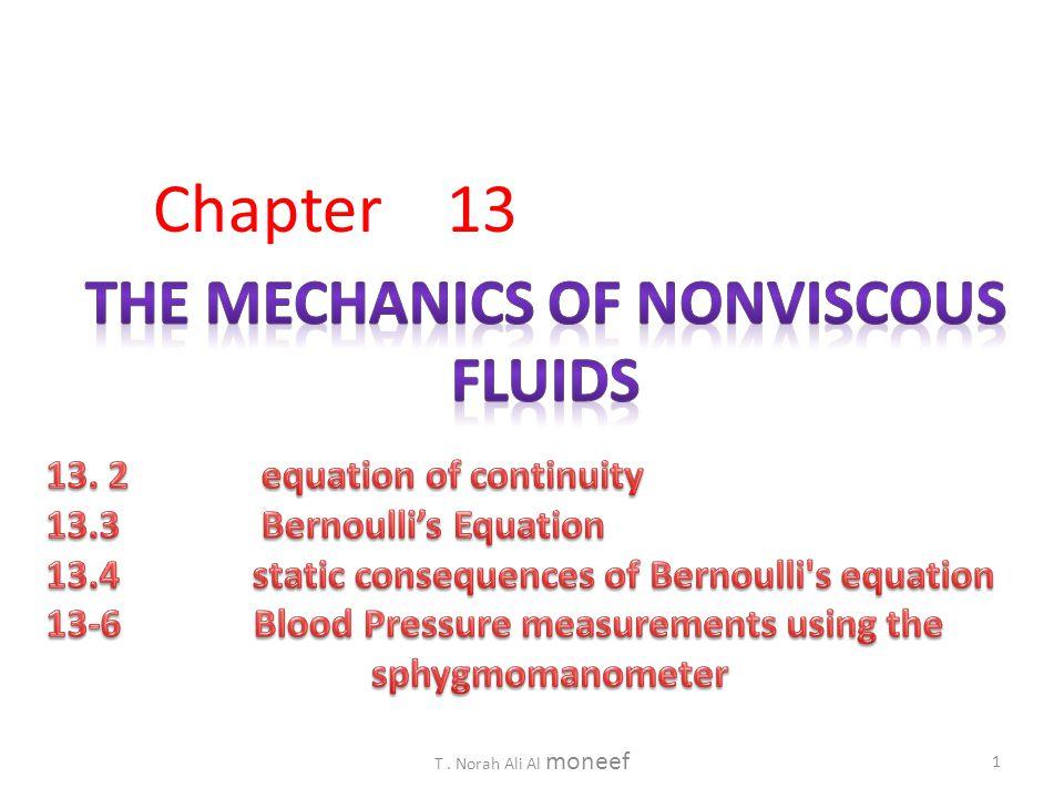 The mechanics of nonviscous fluids