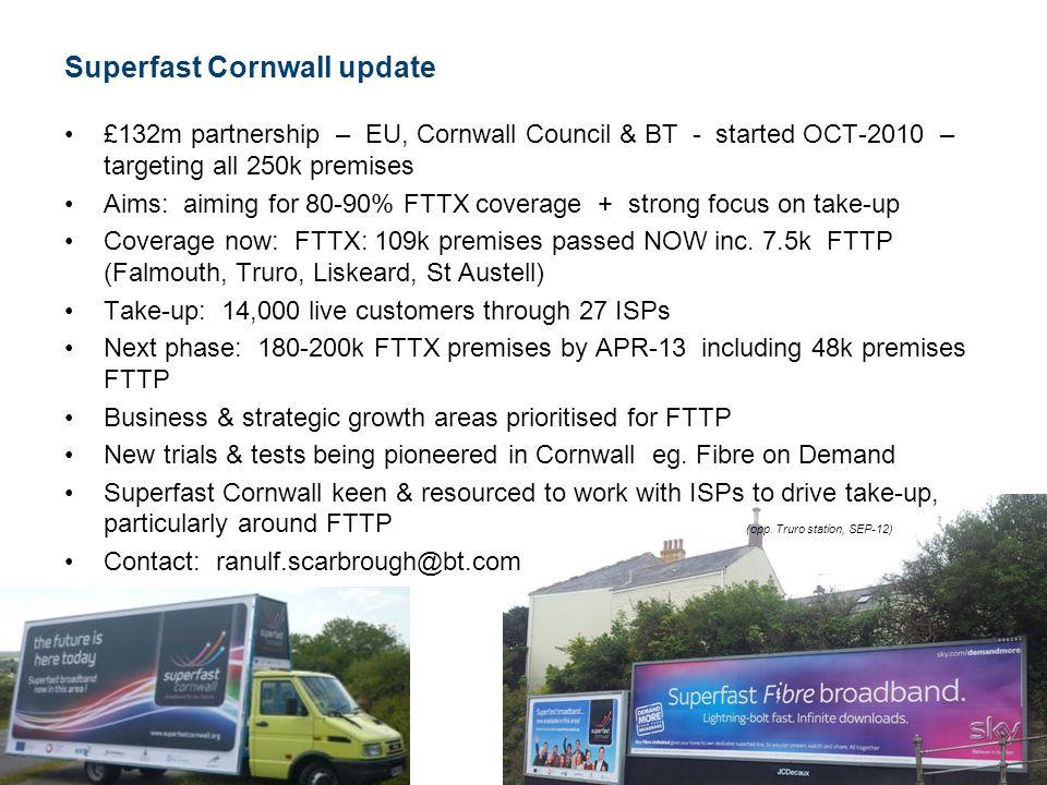 Superfast Cornwall update