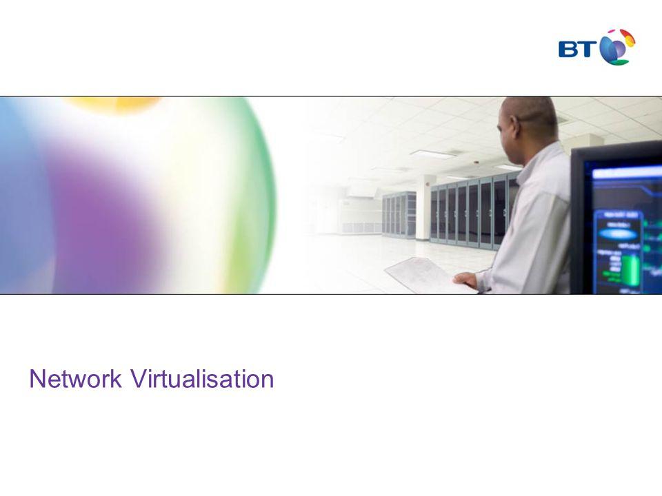 Network Virtualisation