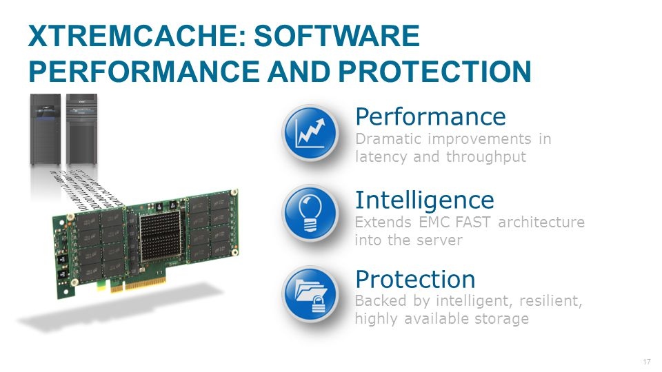 XtremCache: Software Performance and Protection