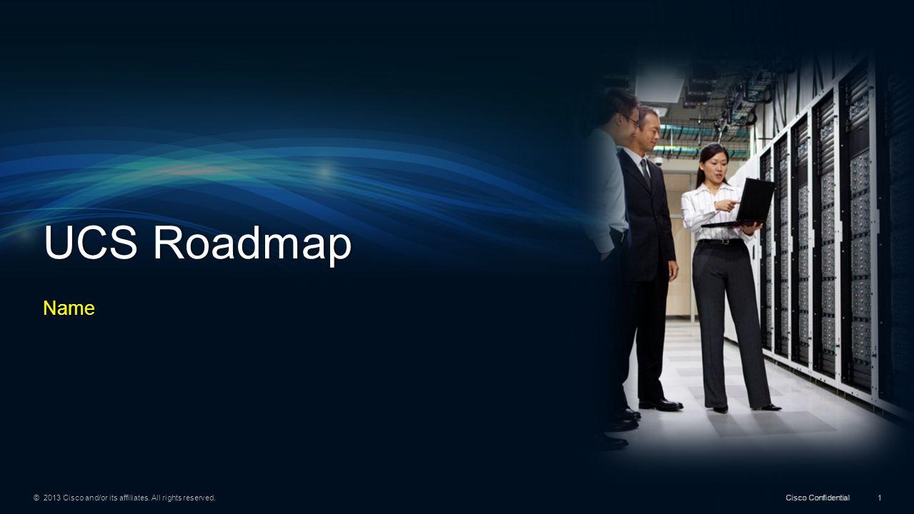 UCS Roadmap Name