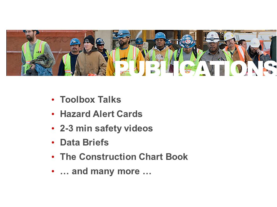 You can find … Toolbox Talks Hazard Alert Cards 2-3 min safety videos