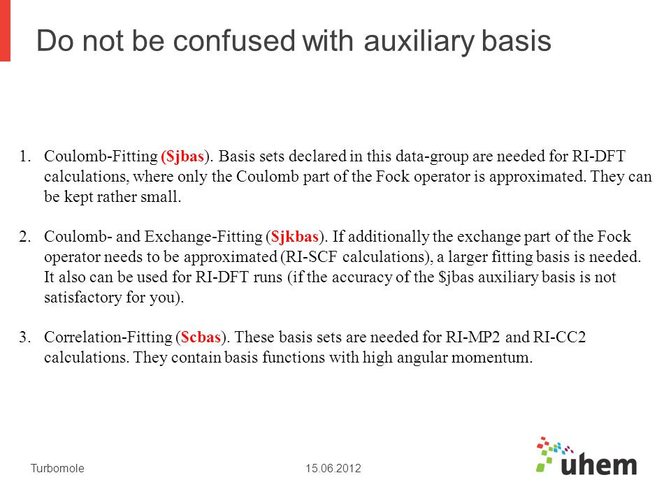 Do not be confused with auxiliary basis
