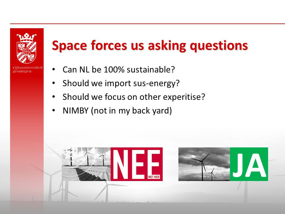 Space forces us asking questions