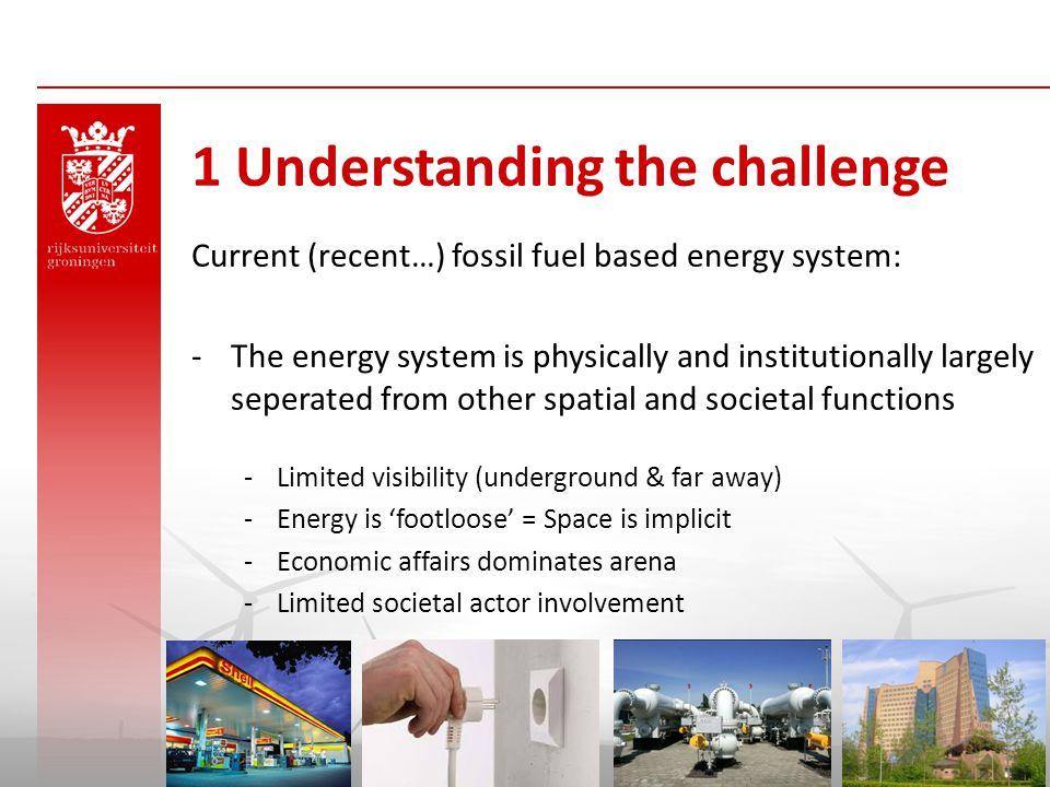 1 Understanding the challenge