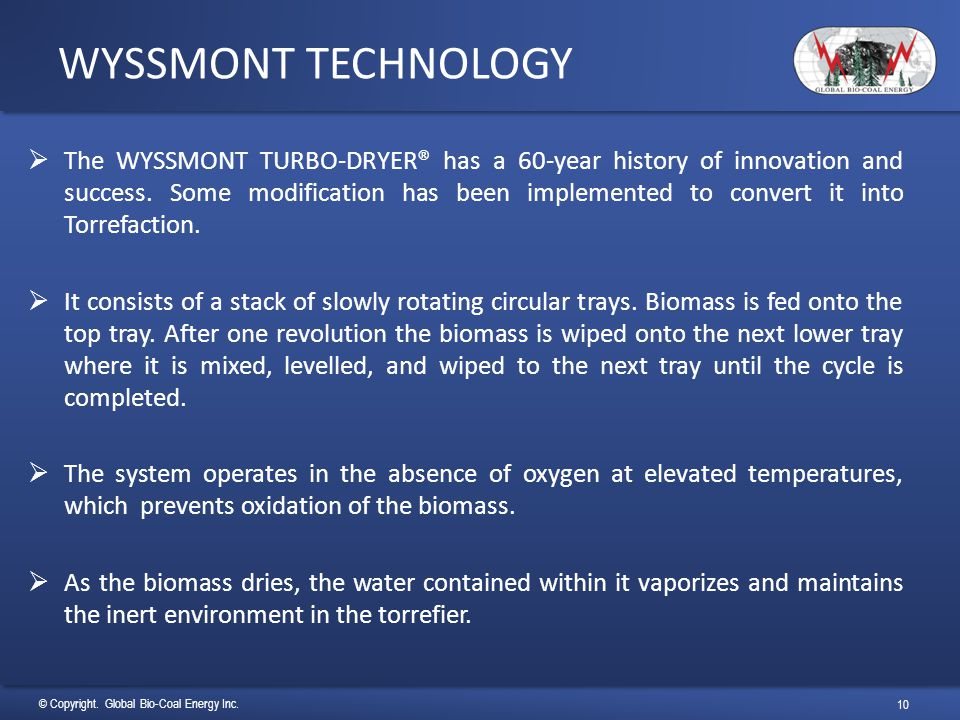 WYSSMONT TECHNOLOGY