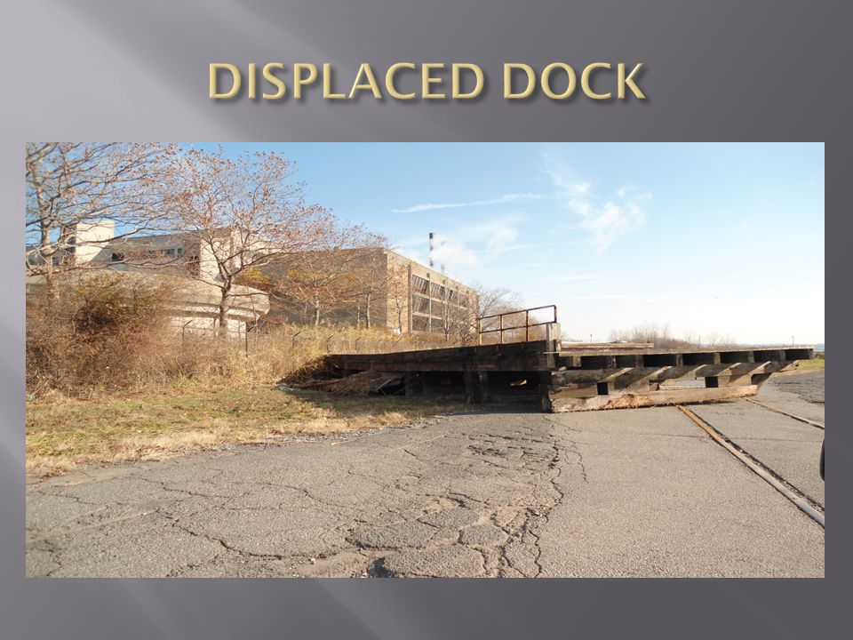 DISPLACED DOCK