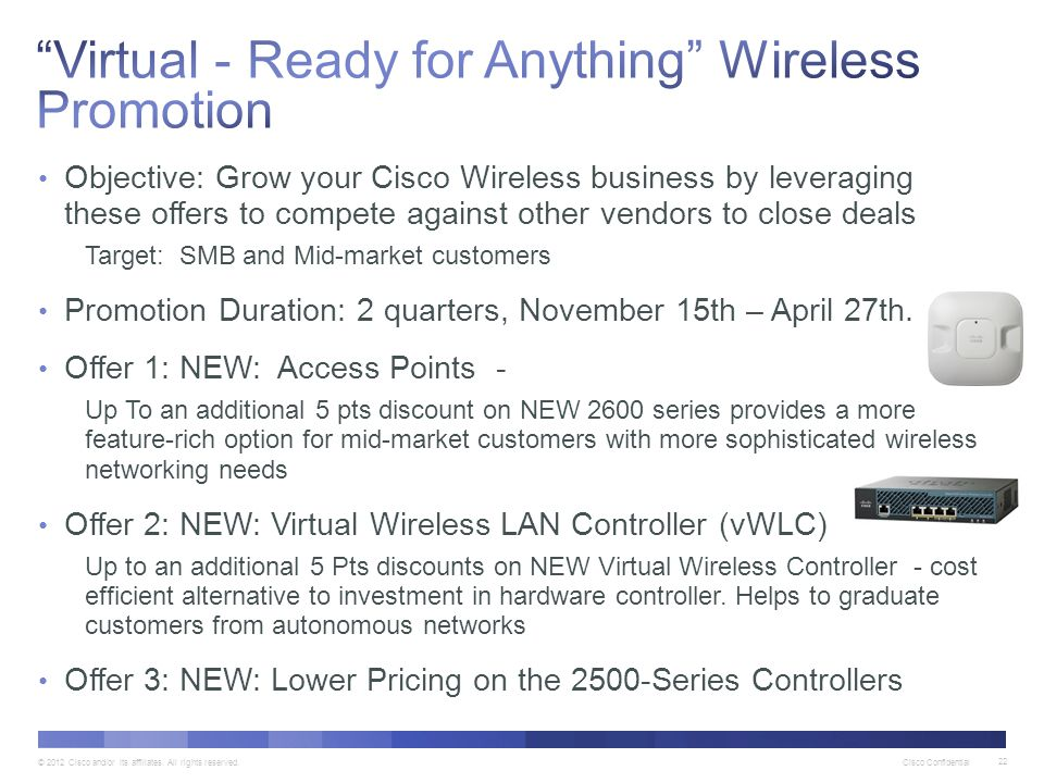 Virtual - Ready for Anything Wireless Promotion