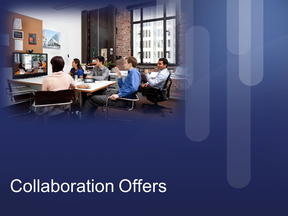 Collaboration Offers