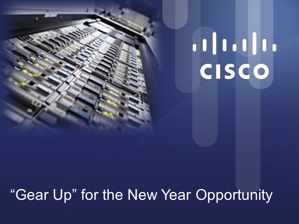 Gear Up for the New Year Opportunity