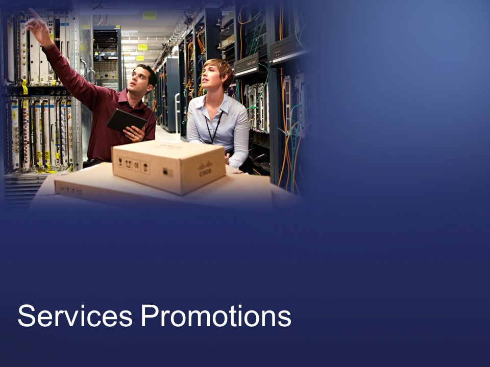 Services Promotions