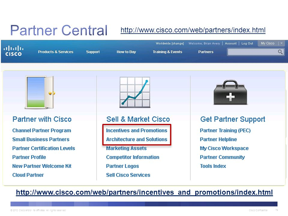 Partner Central http://www.cisco.com/web/partners/index.html