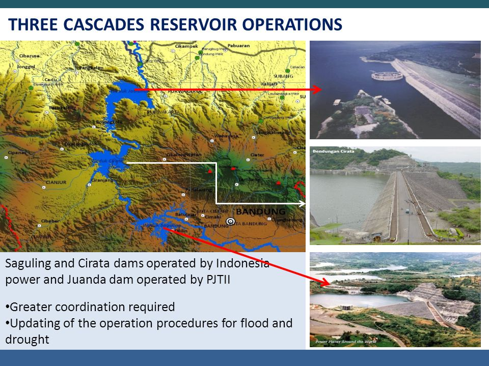 THREE CASCADES RESERVOIR OPERATIONS