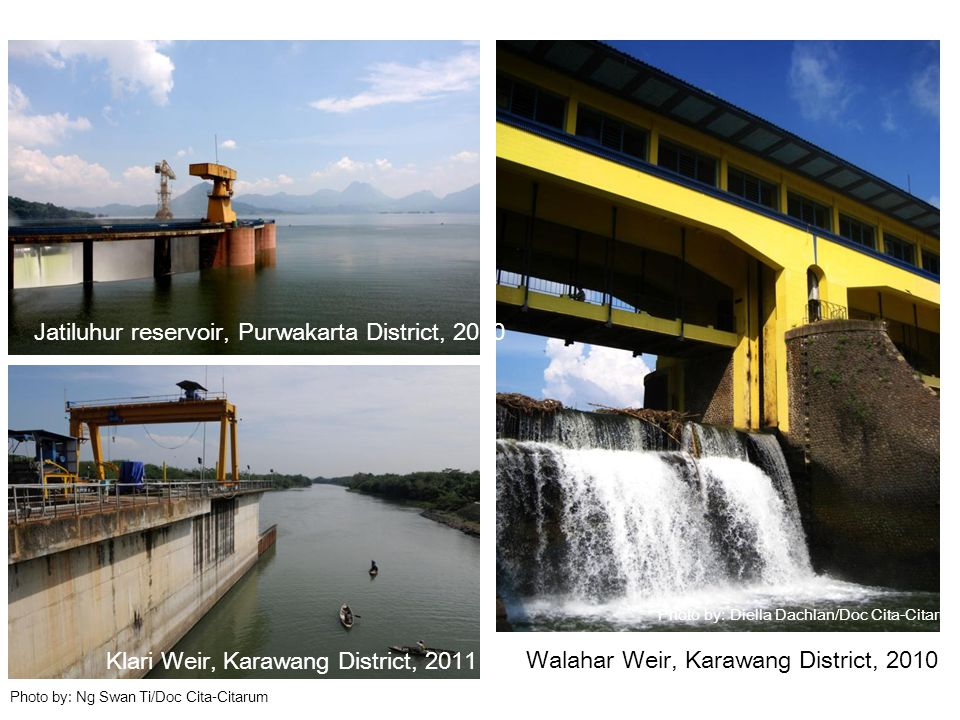 Jatiluhur reservoir, Purwakarta District, 2010