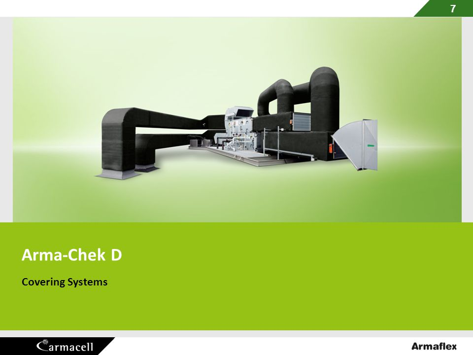 Arma-Chek D Covering Systems