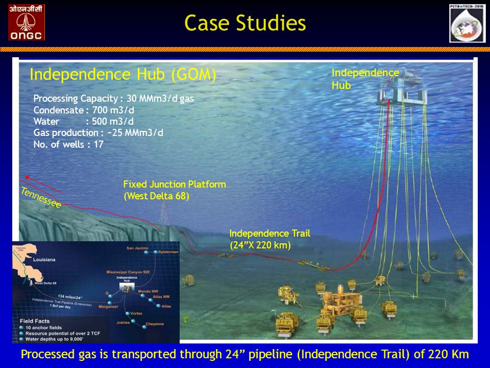 Case Studies Independence Hub (GOM)