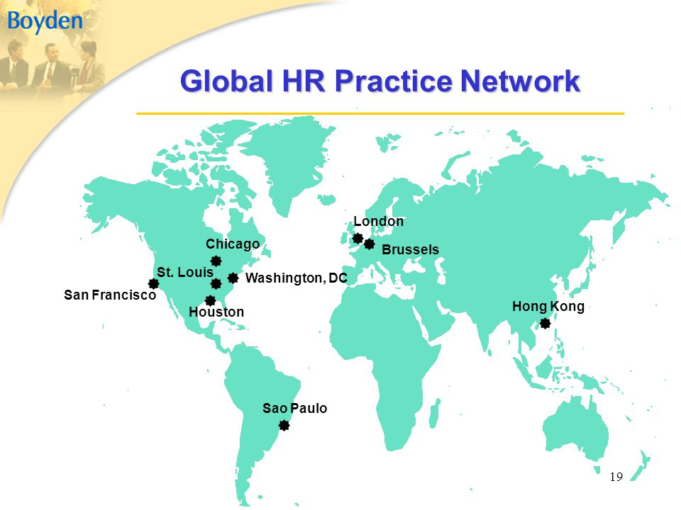 Global HR Practice Network