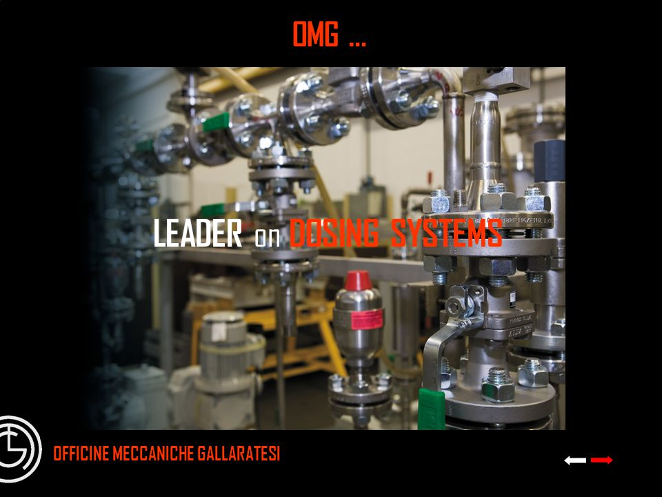 LEADER on DOSING SYSTEMS