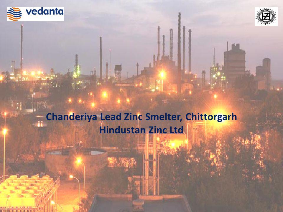 Chanderiya Lead Zinc Smelter, Chittorgarh