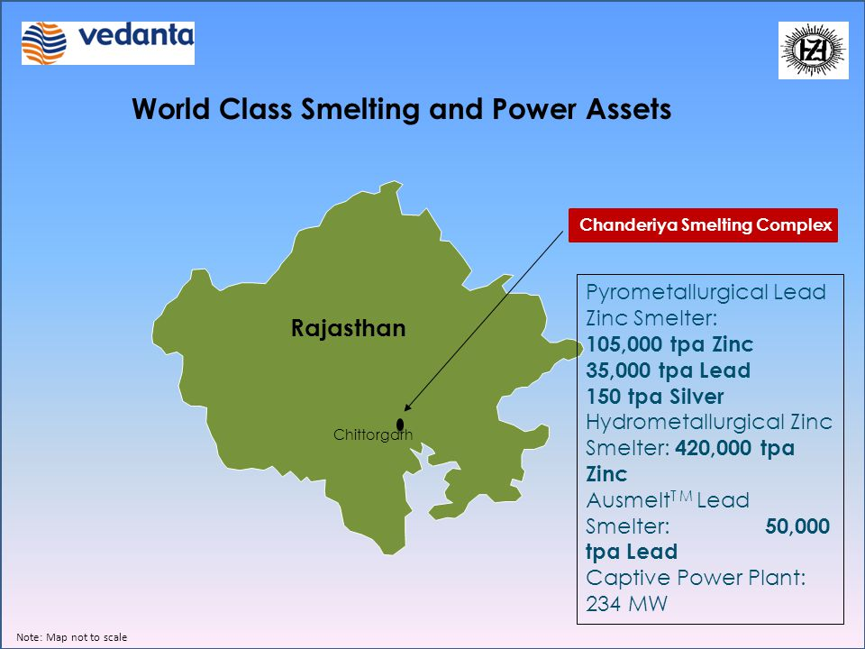 World Class Smelting and Power Assets
