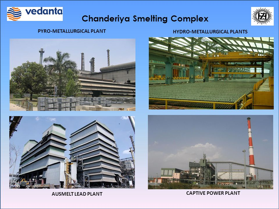 Chanderiya Smelting Complex