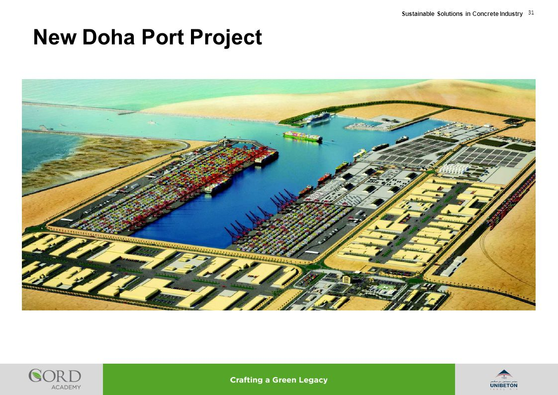 New Doha Port Project