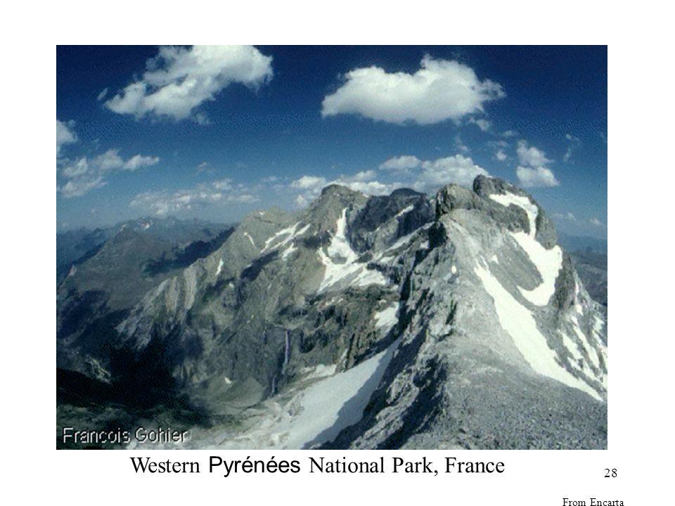 Western Pyrénées National Park, France