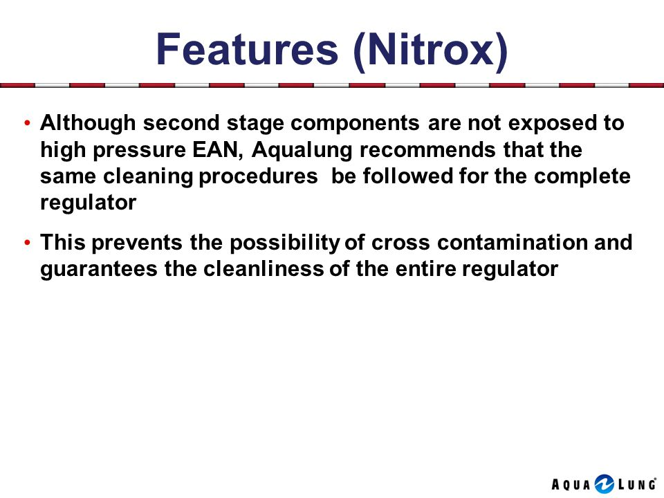 Features (Nitrox)