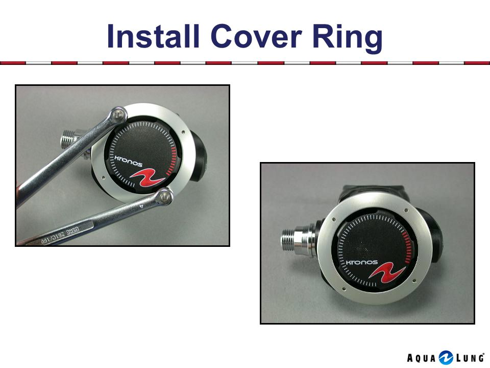 Install Cover Ring