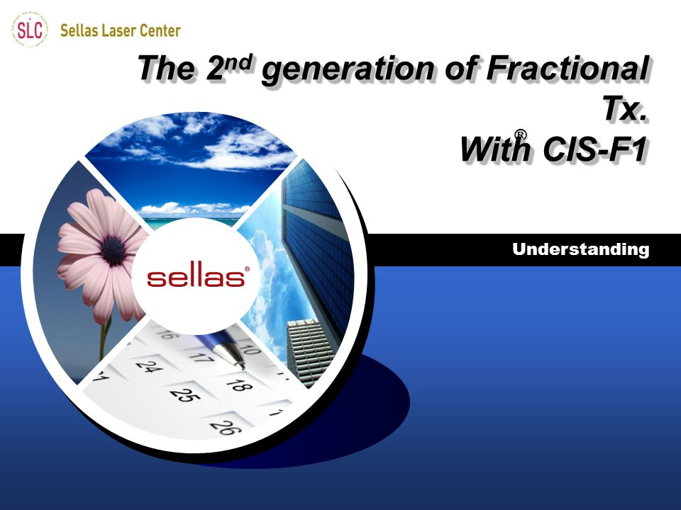 The 2nd generation of Fractional Tx. With CIS-F1