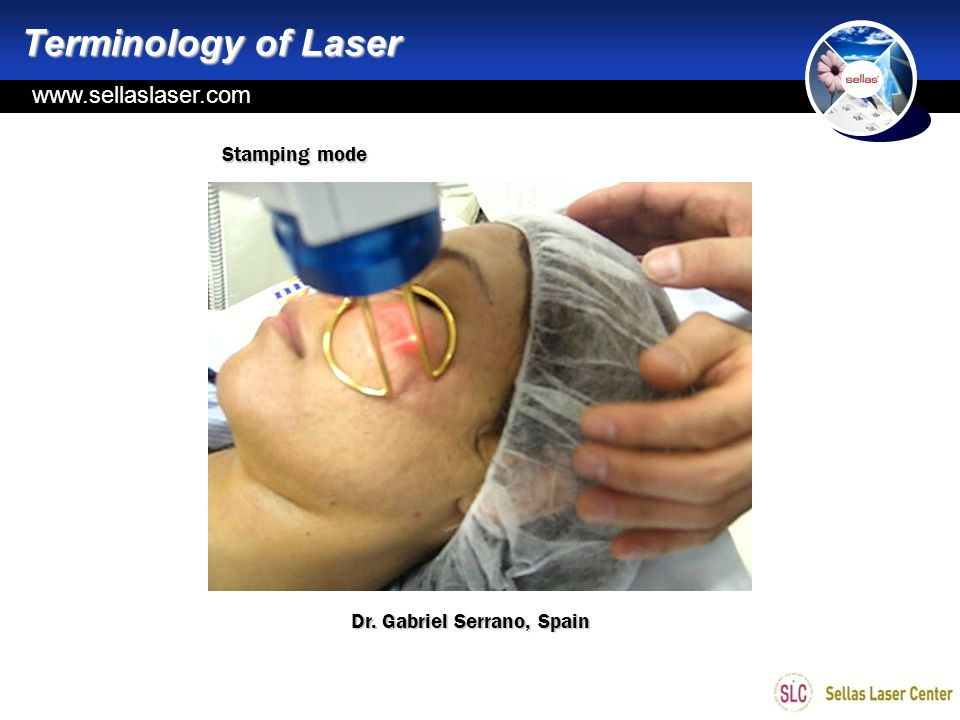 Terminology of Laser www.sellaslaser.com Stamping mode