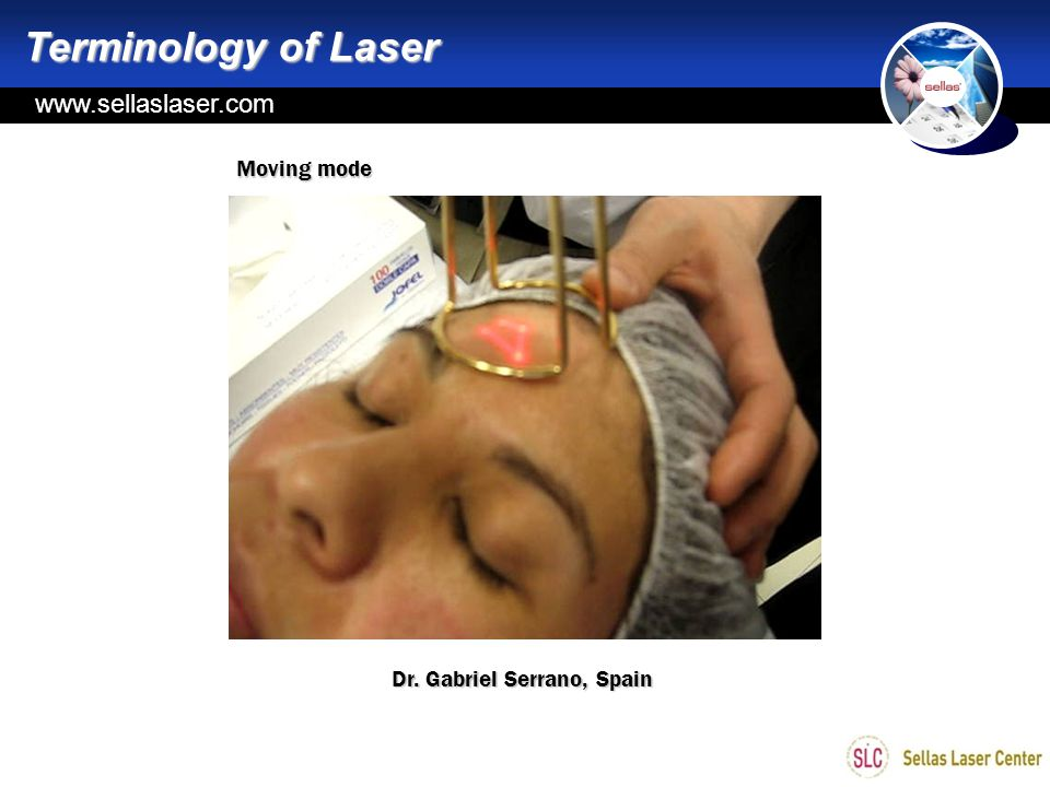 Terminology of Laser www.sellaslaser.com Moving mode