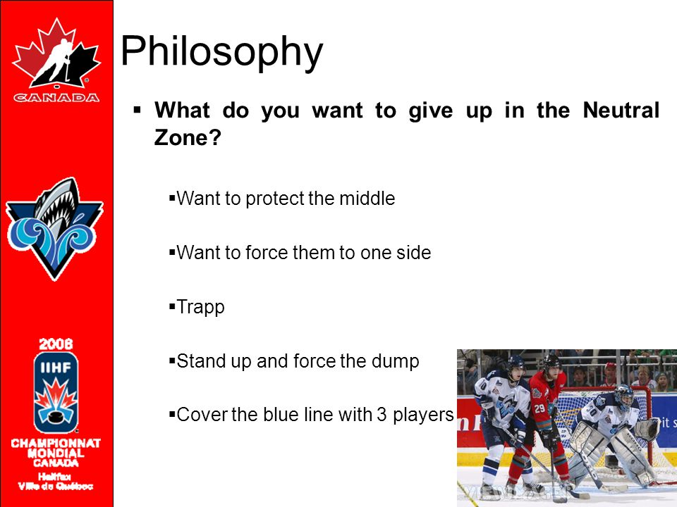 Philosophy What do you want to give up in the Neutral Zone