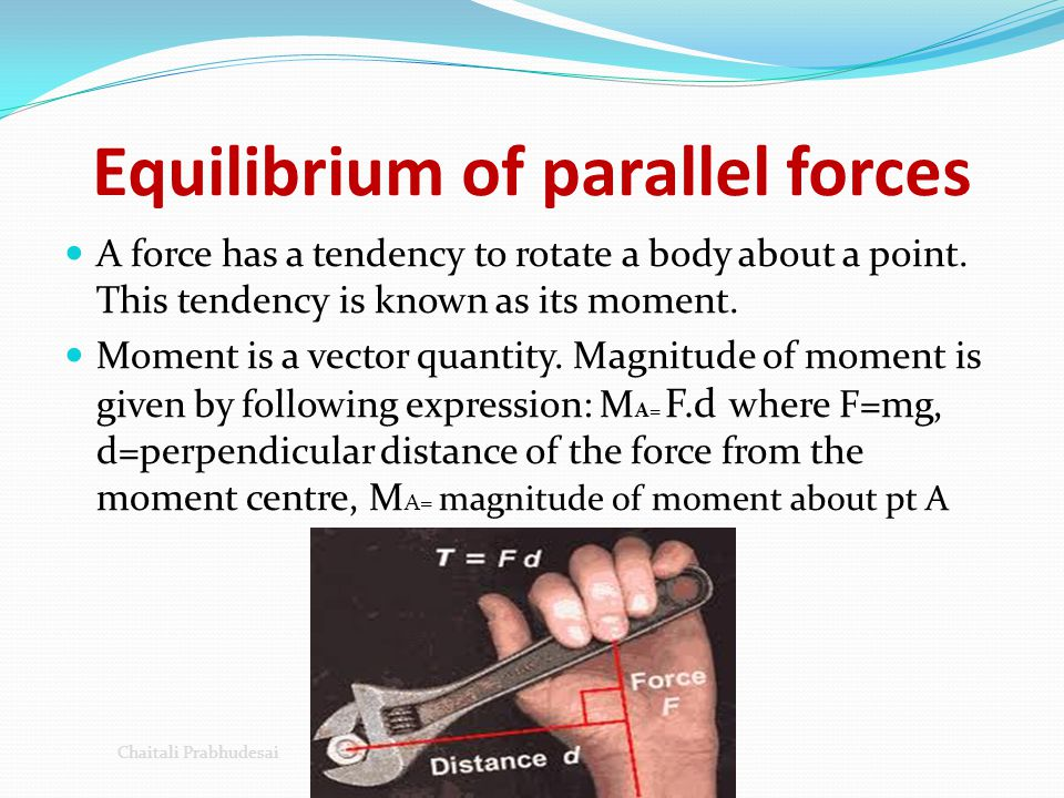 equilibrium force and mg Equilibrium of a particle, the free-body diagram & coplanar force systems in-class activities: • applications • what, why and how of a fbd.