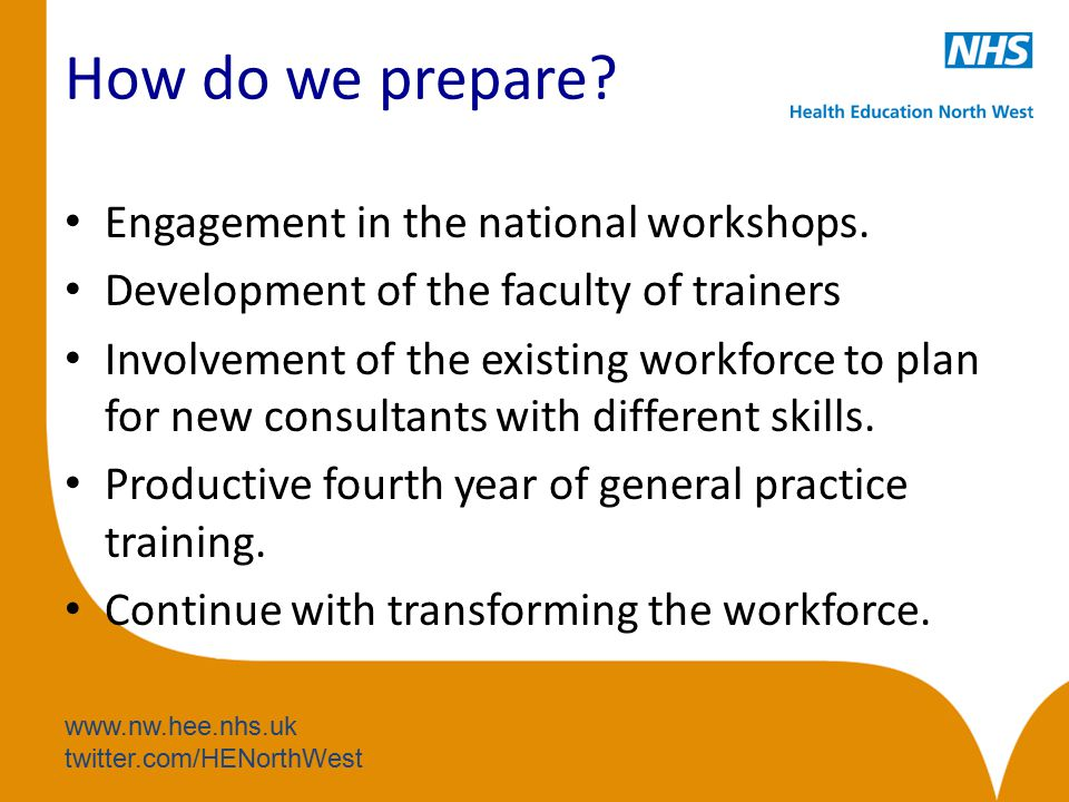 How do we prepare Engagement in the national workshops.