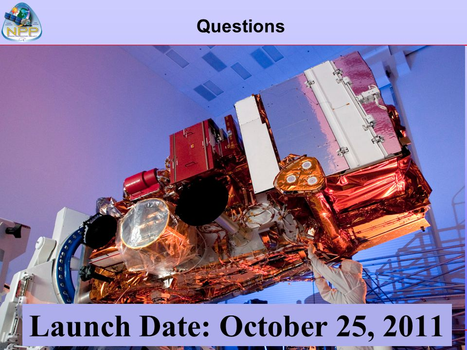 Questions Launch Date: October 25, 2011