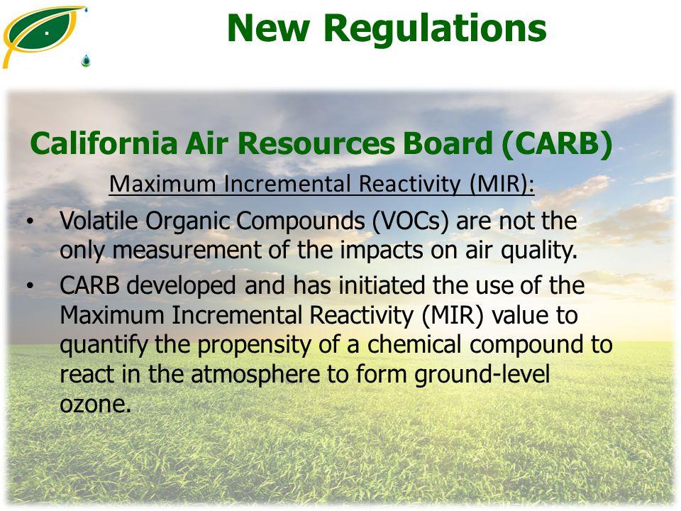 California Air Resources Board (CARB)