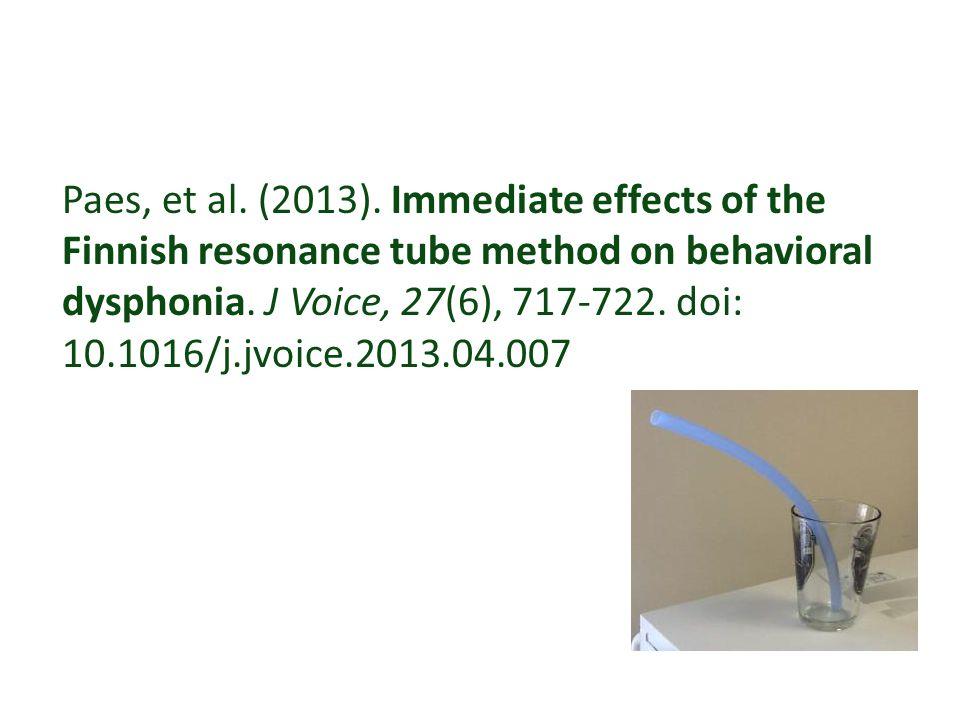 Paes, et al. (2013).